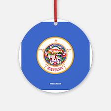 MI Ornament (Round)