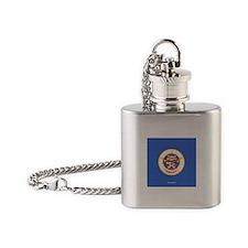 MI Flask Necklace