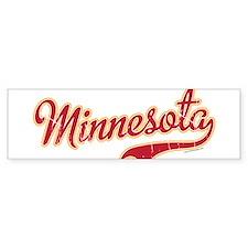 Minnesota Bumper Bumper Sticker