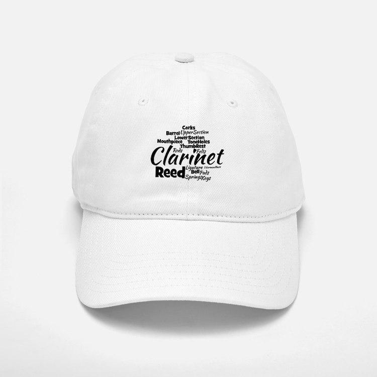 Clarinet Baseball Baseball Baseball Cap