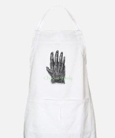 Monkeys Paw Apron