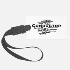 Conductor Luggage Tag