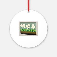 Window Planter Ornament (Round)