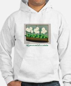 Leafy Green Are Served Best In A Window Box Hoodie