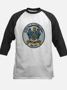 USS THEODORE E. CHANDLER Kids Baseball Jersey