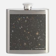 Evolving Universe Flask