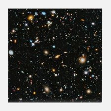 Evolving Universe Tile Coaster