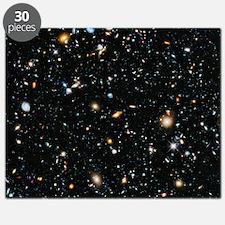 Evolving Universe Puzzle