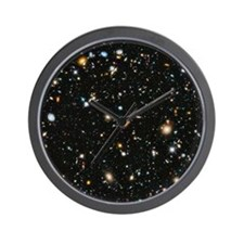 Evolving Universe Wall Clock