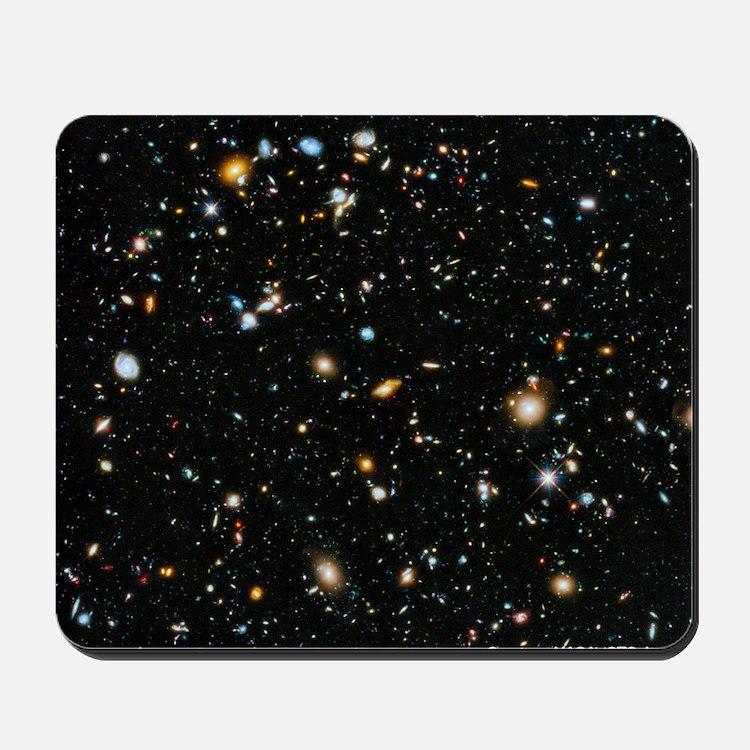 Evolving Universe Mousepad