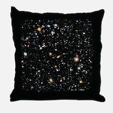 Evolving Universe Throw Pillow