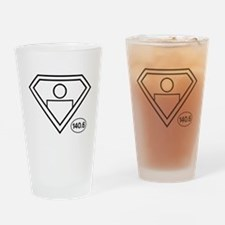140.6 Beer Drinking Glass