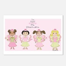 MiMi Pie Sisterhood Postcards (Package of 8)