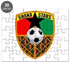 Ghana Stars Puzzle