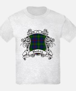 Bailey Tartan Shield T-Shirt