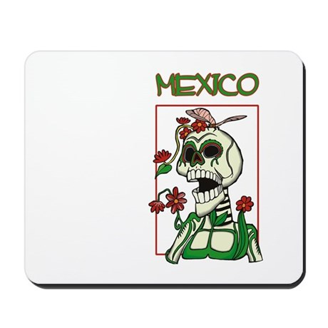 Mexico Day of the Dead Mousepad