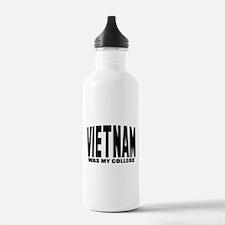 Vietnam was my college Water Bottle