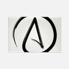 Atheist Symbol Magnets