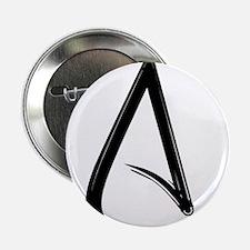 """Atheist Symbol 2.25"""" Button"""