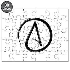Atheist Symbol Puzzle