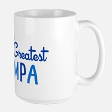 The World's Greatest Grampa Large Mug