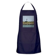 Vilano View of St. Augustine Lighthouse Apron (dar