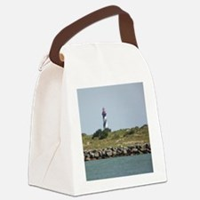 Vilano View of St. Augustine Lighthouse Canvas Lun