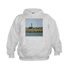 Vilano View of St. Augustine Lighthouse Hoodie