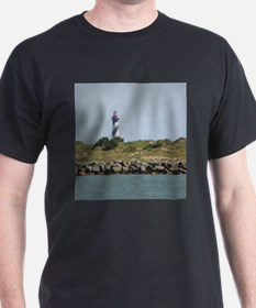 Vilano View of St. Augustine Lighthouse T-Shirt