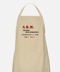 ARM Yourself Apron