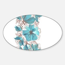 Pretty Floral Decal