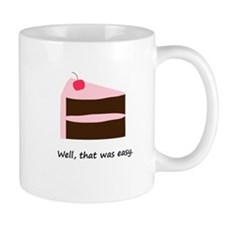 Piece of Cake Mugs