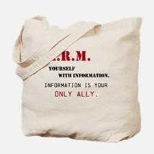 ARM Yourself Tote Bag