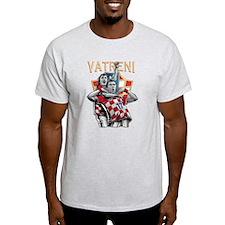 Croatia Soccer Vatreni Luka and Mario T-Shirt