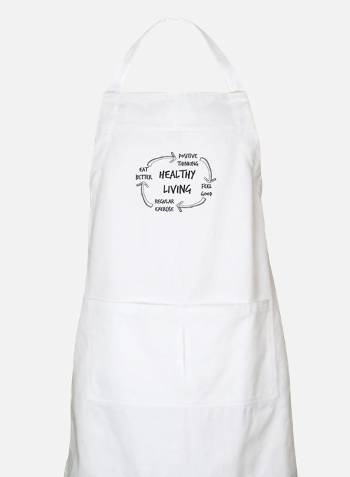 Healthy Living Apron