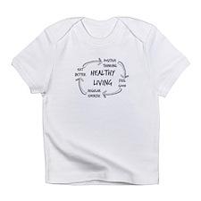 Healthy Living Infant T-Shirt