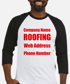 Roofing Baseball Jersey