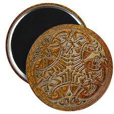 Cute Celtic knots Magnet