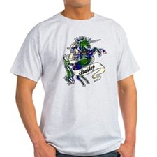 Bailey Tartan Unicorn T-Shirt