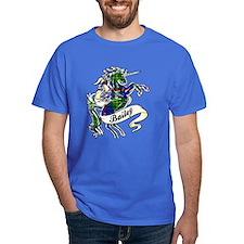 Bailey Tartan Unicorn T-Shirt