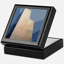 Unique Wtc Keepsake Box