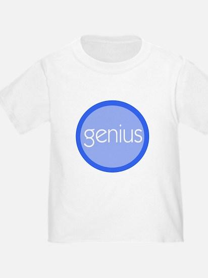 Genius - Blue Circle T