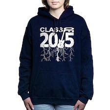Class Of 2015 Rocks Women's Hooded Sweatshirt