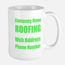 Roofing Mugs