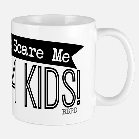 I Have 4 Kids Mugs