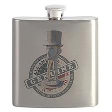 Lincoln Legs Memorial Tee Flask