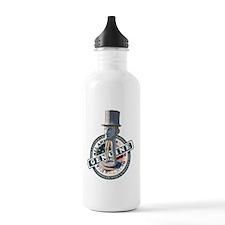 Lincoln Legs Memorial  Water Bottle