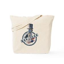 Lincoln Legs Memorial Tee Tote Bag