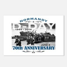 D-Day 70th Anniversary Battle of Normandy Postcard