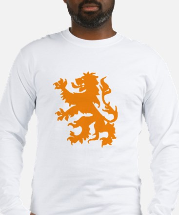 the dutch lion Long Sleeve T-Shirt